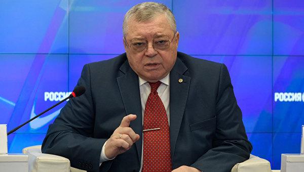 Председатель общественной палаты Республики Крым Григорий Иоффе