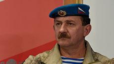 Командир народного ополчения РК Сергей Турчаненко