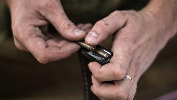 ВКрыму таможенники задержали украинца спатронами