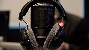 Микрофон и наушники