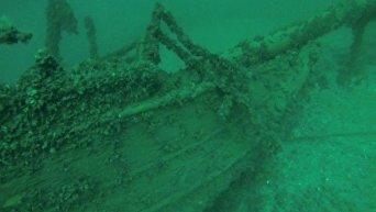 Подводные объекты в Черном море