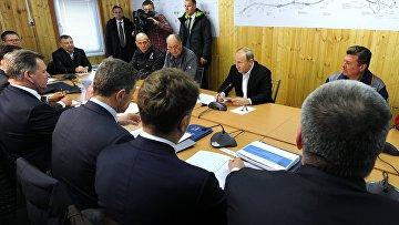 Путин предложил создать в Керчи музей для найденных экспонатов
