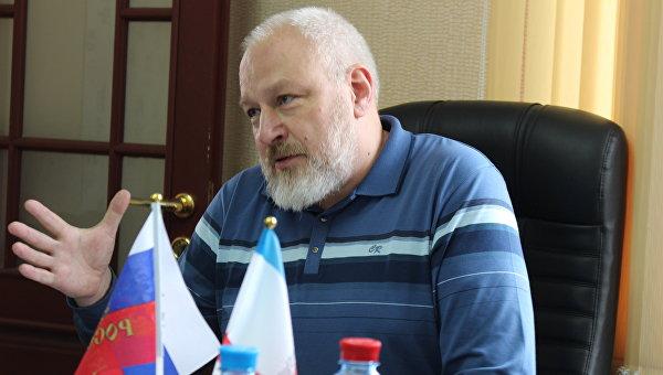 Директор Крымского филиала института стран СНГ Андрей Никифоров
