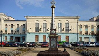 Проект памятника Народному ополчению всех времен