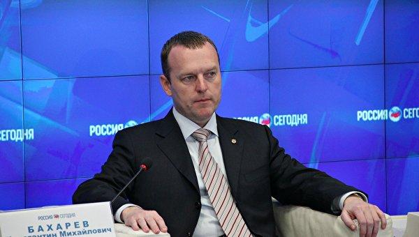 Первый заместитель Председателя Госсовета Крыма Константин Бахарев