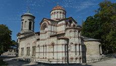 Церковь Иоанна Предтечи в Керчи - один из старейших храмов Крыма. Точное время строительства объекта не известно.