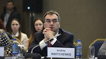 Генеральный директор дирекции по ФЦП Андрей Никитченко