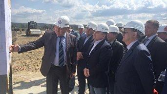 В Крыму идет строительство двух парогазовых станций