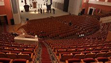 Театральный зал. Архивное фото