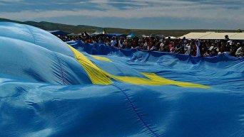 Крымско-татарский национальный праздник Хыдырлез