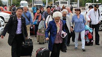 Крым посетили туристов из Китая