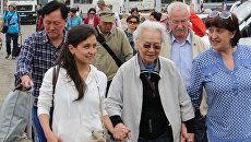 Крым посетили туристы из Китая