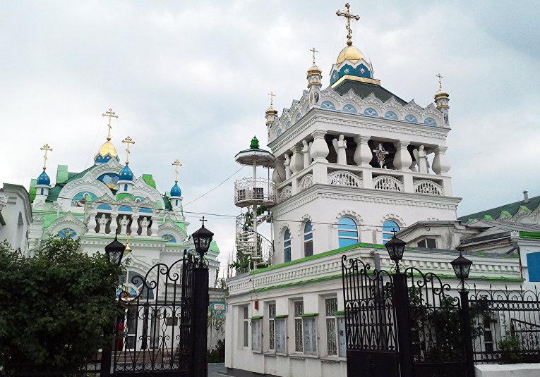 Церковь во имя святой великомученицы Екатерины в Феодосии