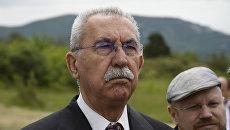 Бывший депутат Европарламента, общественный деятель и журналист Джульетто Кьеза