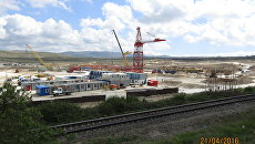 Строительство ПГУ-ТЭС под Симферополем