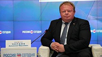 Председатель Комитета по санаторно-курортному комплексу и туризму Государственного Совета Республики Крым Алексей Черняк