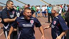 Крымские чиновники сдали нормы ГТО