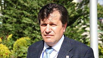 Немецкий политик, председатель фракции левых в городе Квакенбрюке Андреас Маурер