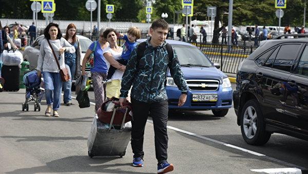 Аэропорт Симферополя встретил миллионного пассажира ссамого начала  года