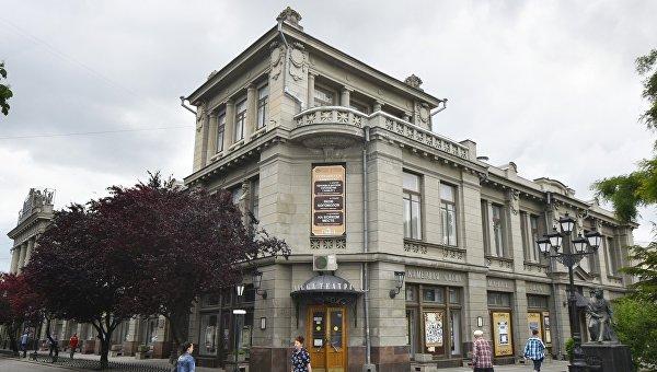 ВСимферополе остановили работу театра идетской игровой комнаты