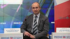 Журналист, телеведущий, автор документального фильма Крым. Путь на родину Андрей Кондрашов