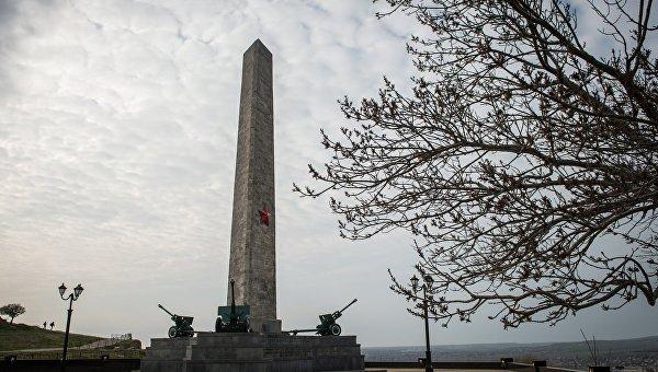 К100-летию революции вКерчи установят монумент Примирения