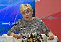 Уполномоченный по правам ребенка в Республике Крым Ирина Клюева