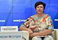 Министр образования, науки и молодежи Крыма Наталья Гончарова