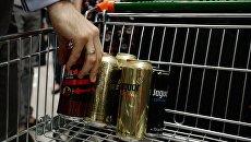 Рейд по выявлению незаконной продажи алкоэнергетиков