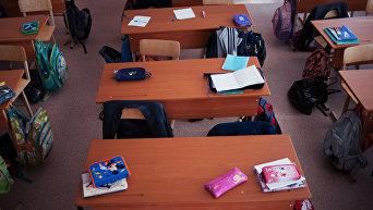 Школа с кадетскими классами под патронажем МЧС России