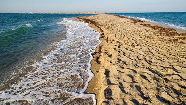ВКрыму добыча песка наносит серьёзный вред побережью