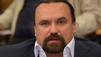 Журналист МИА Россия сегодня Александр Чаленко