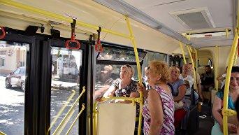 Новые автобусы ЛиАЗ