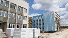 Крымско-татарскую школу в Симферополе достроят в этом году
