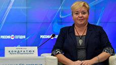 Начальник инспекции по жилищному надзору Республики Крым, главный государственный жилищный инспектор РК Ирина Кондратюк
