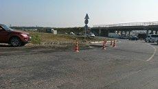 Ремонт дорожного покрытия в Симферополе