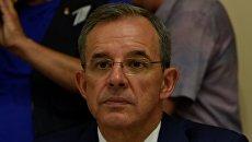Депутат Национального собрания Франции, глава делегации французских парламентариев Тьерри Мариани