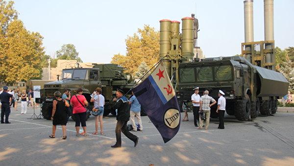Жителям Севастополя покажут С-400 «Триумф» иугостят кашей изполевых кухонь