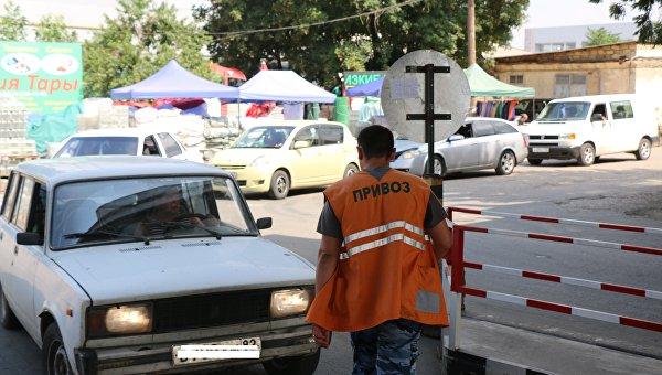 Насимферопольском Привозе идет масштабная налоговая проверка
