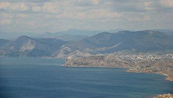 Крым. Мыс Меганом