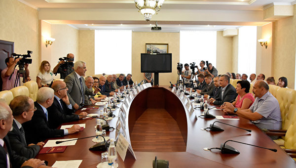 Крым иИордания договорились осотрудничестве