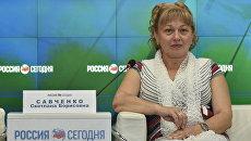 Председатель Комитета по культуре и вопросам охраны культурного наследия Государственного совета Республики Крым Светлана Савченко
