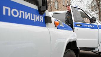 Новые служебные машины Санкт-Петербургской полиции