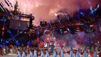 Открытие байк-шоу Ковчег спасения в Севастополе
