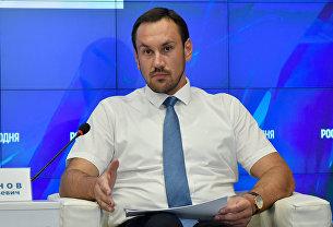Глава Госкомрегистра Александр Спиридонов