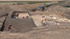 Древнегреческая крепость в Крыму – археологи нашли фрагменты античной постройки