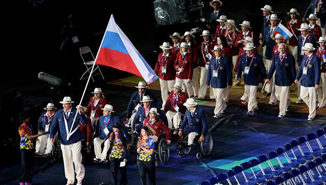 Аксенов выступил запроведение паралимпиады вКрыму
