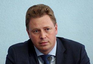 Временно исполняющий обязанности губернатора Севастополя Дмитрий Овсянников