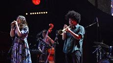 Джазовый фестиваль Koktebel Jazz Party. Выступление японского коллектива Tachibana Quintet