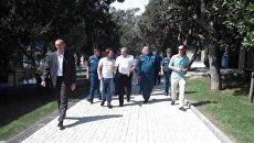 Глава МЧС России Владимир Пучков посетил МДЦ Артек и ознакомился с реализацией проекта Школа безопасности